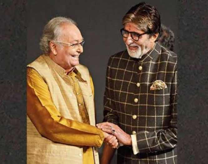 late Iconic Actor Soumitra Chatterjee: Amitabh remembers Apu by sharing the last meeting moment