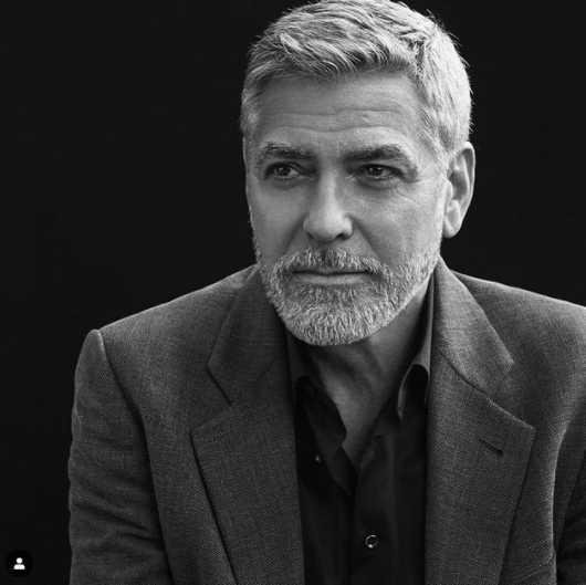 Dutiful Husband: George Clooney Finally Obeys Amal's Rules of the Road Sadsadasddddddddddddddddd