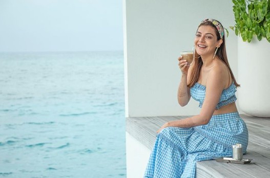 New Pics From Kajal Aggarwal And Gautam Kitchlu's Honeymoon Are Merely Wonderful