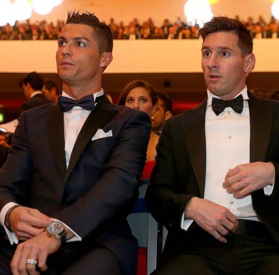 Reports: Cristiano Ronaldo and Lionel Messi could have become teammates at Barcelona