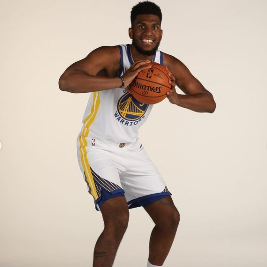Golden State Warriors' Kevon Looney out for at least two weeks with a sprained ankle