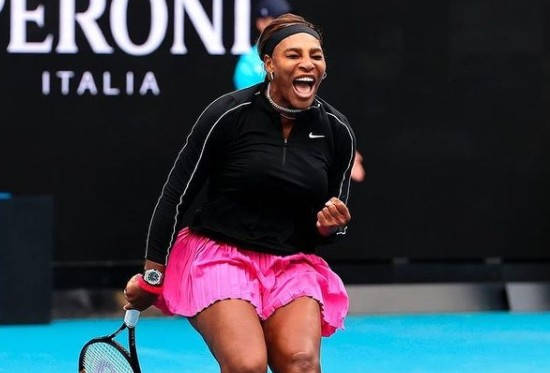 Serena Williams Withdraws From Australian Open Tuneup Event With Shoulder Injury