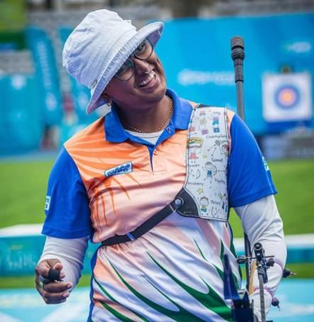 Jai ho!: Anand Mahindra after Deepika Kumari wins gold at Archery World Cup