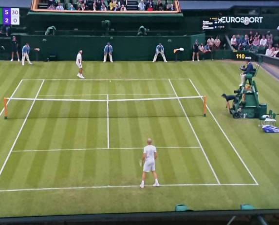 Wimbledon 2021: Americans Sloane Stephens, Frances Tiafoe score upsets on Day 1
