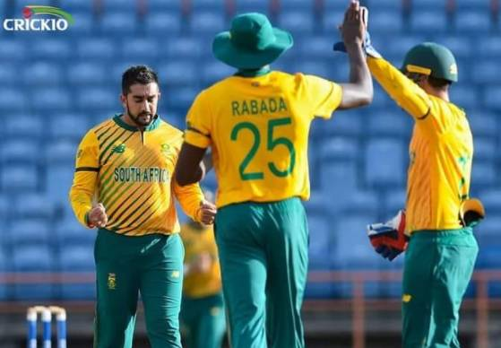 South Africa Vs West Indies 3rd T20: Visitors Seal Thrilling 1-run Win To Make It 2-1