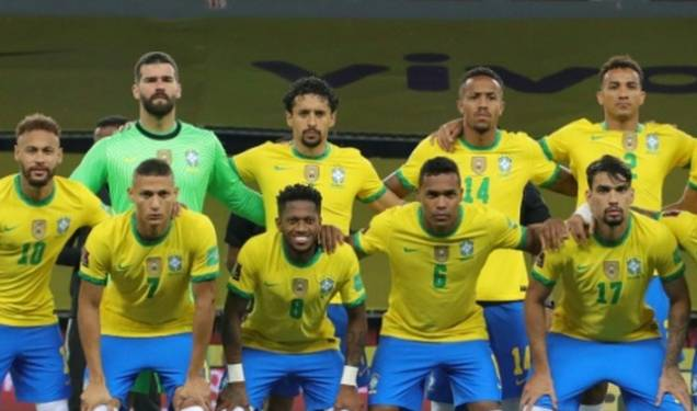Brazil's players say they are'against Copa América' but won't boycott the event`