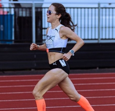 Molly Seidel races to bronze become third American lady to medal in the marathon at Olympics