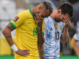 Argentina trio Emi Martinez, Gio Lo Celso, and Cristian Romero start against Brazil despite receiving a deportation order