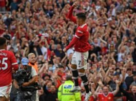 Cristiano Ronaldo debut double as Manchester United overwhelm Newcastle