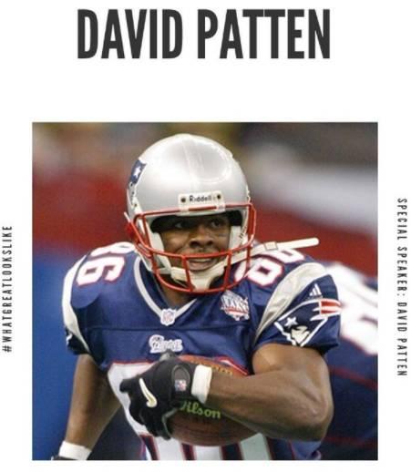 Former Patriots wide receiver David Patten passes away